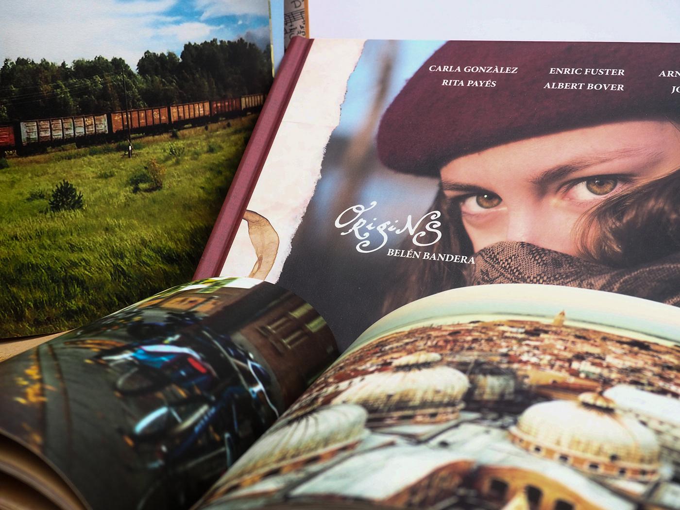 book design Europe jazz Layout music origins train Travel