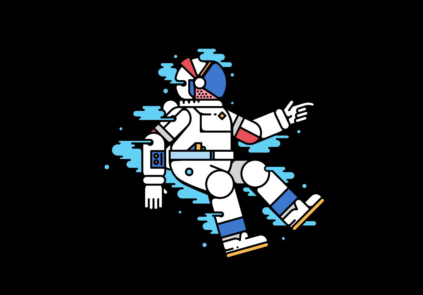 space travel astronaut everydaystuff Tyler Paris dale urquhart