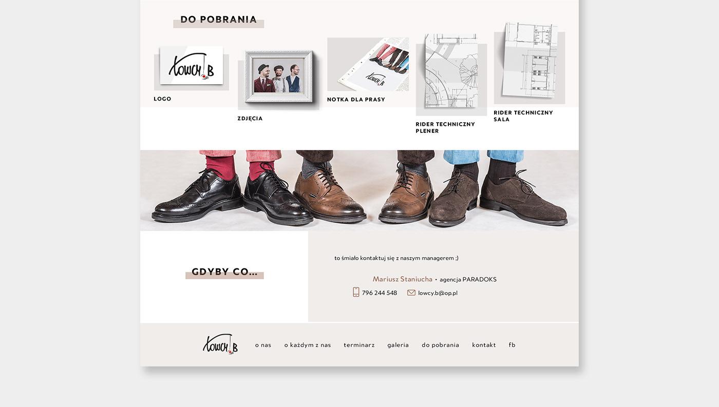 design www Webdesign Responsive profesjonalne Profesjonalna strona Onepager