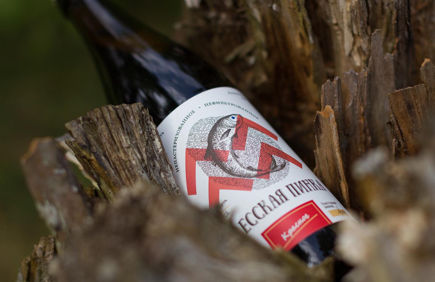 упаковка Дизайн продуктов графический дизайн бренды фотография identity beer lager logo