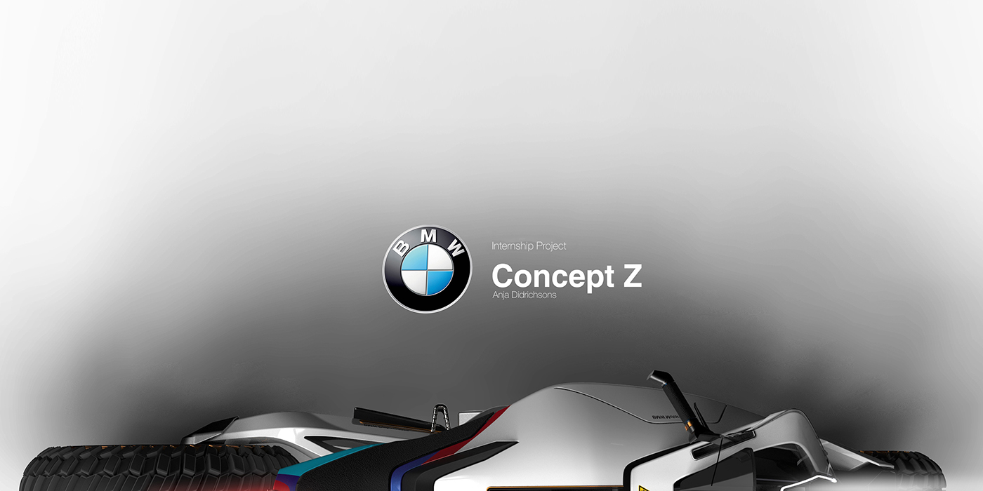 BMW Motorrad - Internship Project Concept Z on Behance
