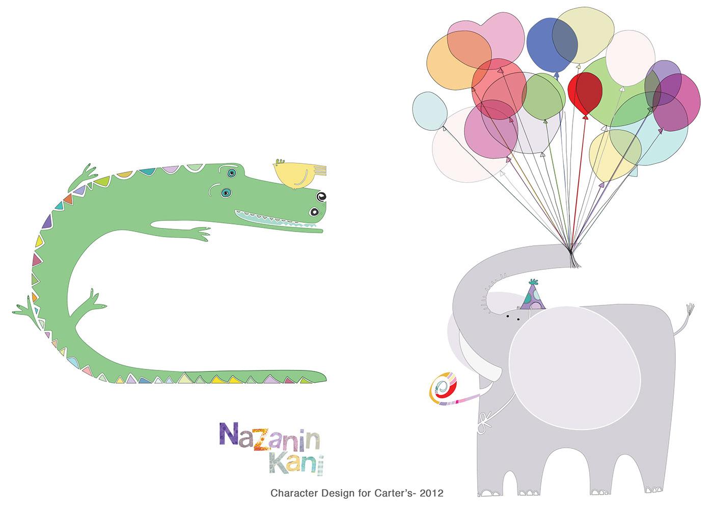 Character Design Jobs In Atlanta : Children book illustration on behance