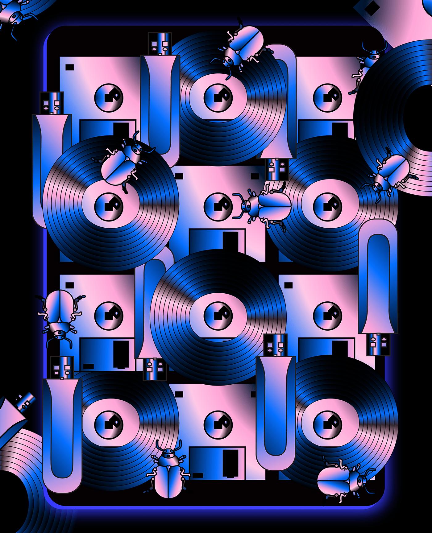 Image may contain: screenshot, art and geometry
