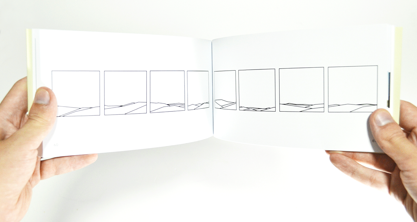 book design TCC nature photography Nature Book design nature horizon horizontes Landscape landscape book Paisagem
