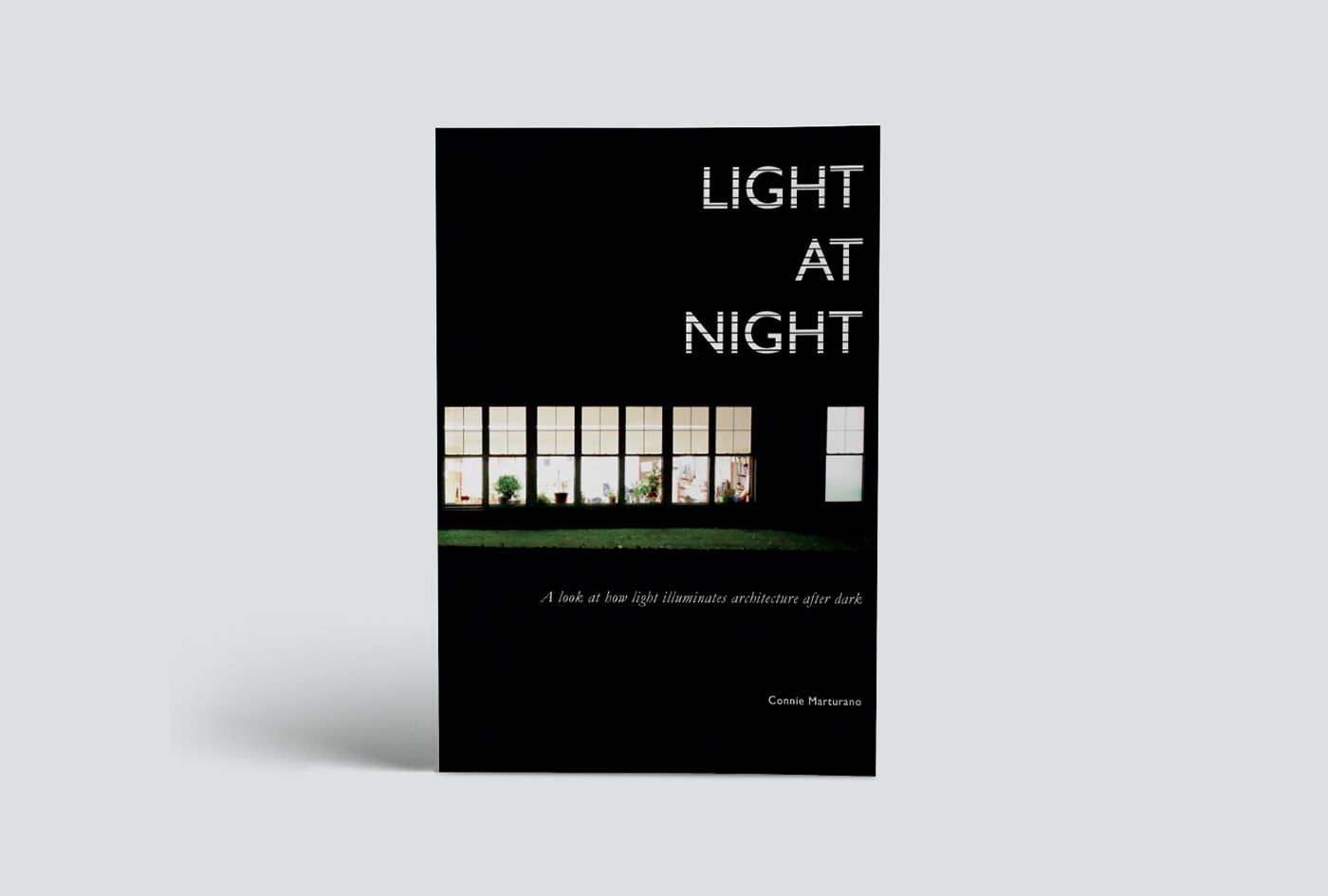 Light At Night Coffee Table Book On Behance