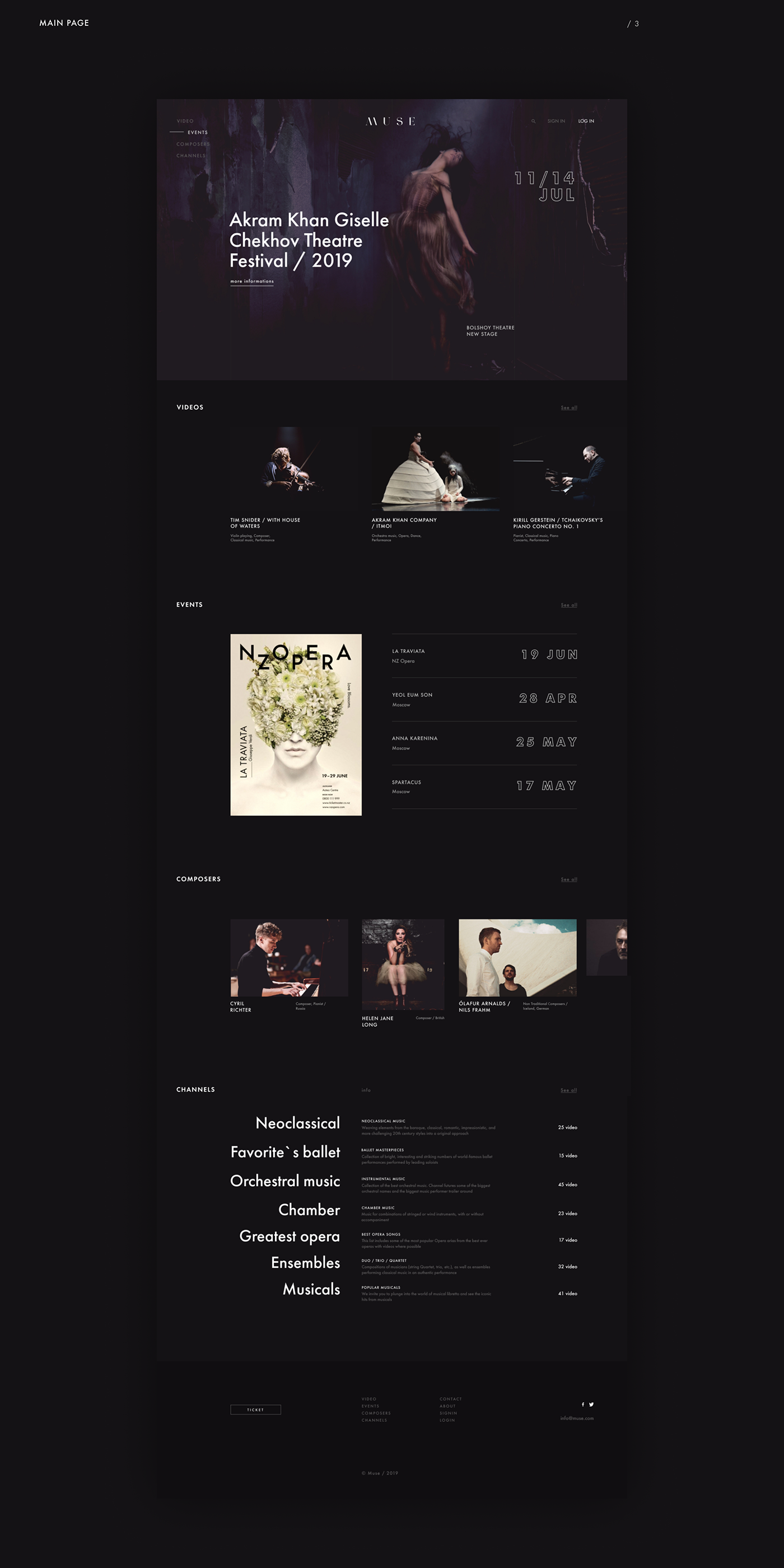 minimal,theater ,animation ,Interface,clean