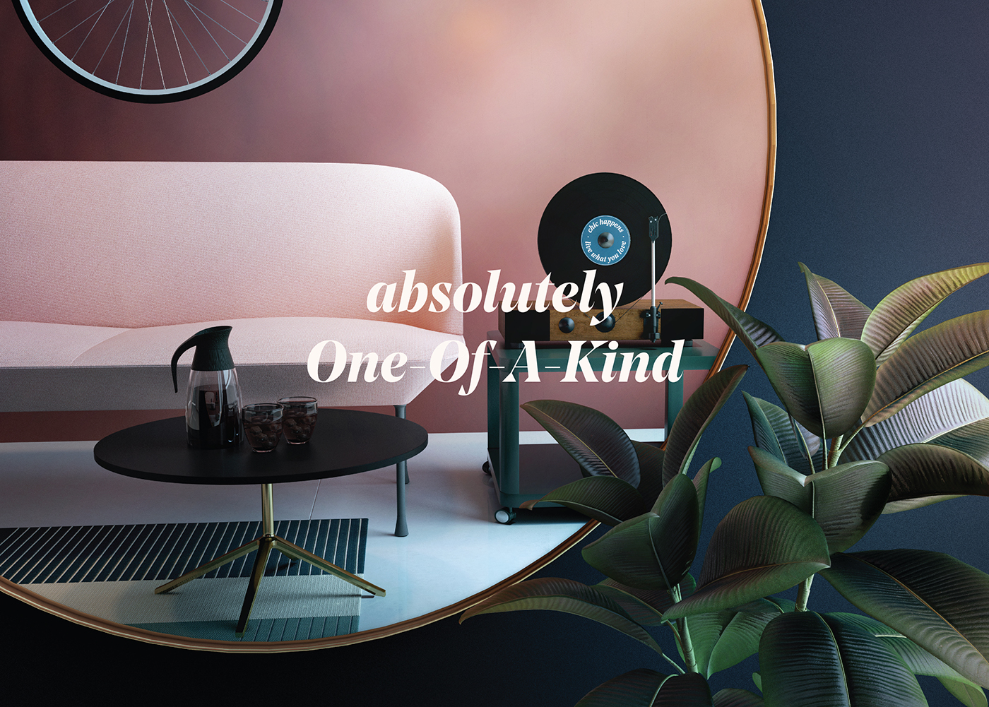 Absolutely One Of A Kind / Property Branding On Behance