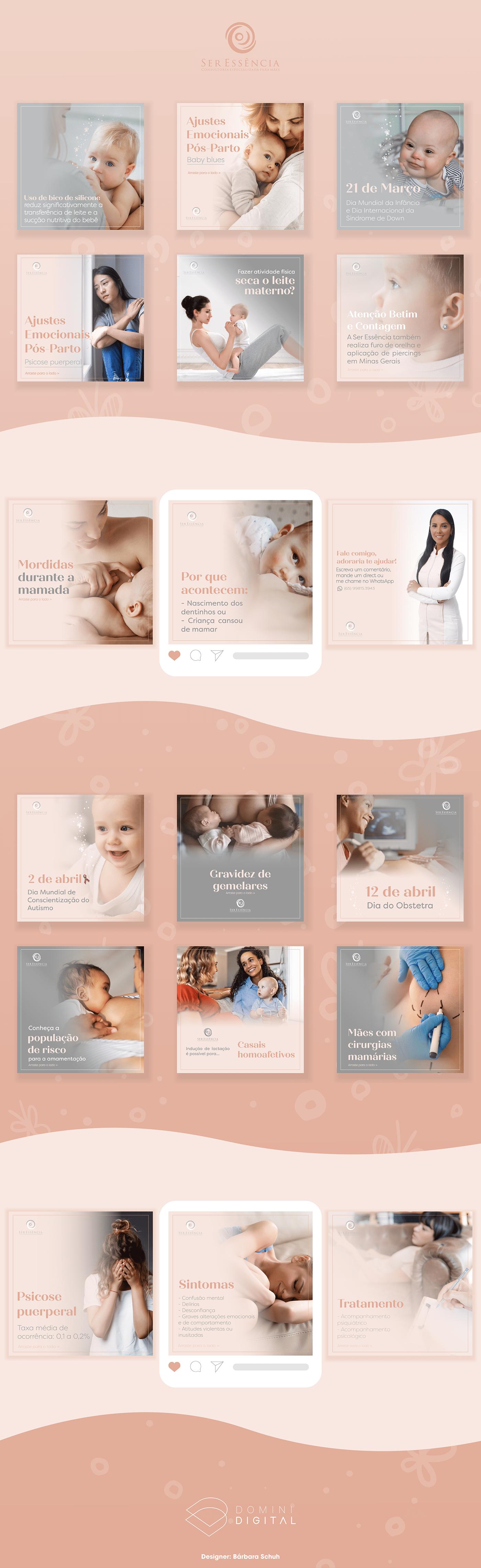 amamentação baby bebe instagram mãe maternidade mother rede social social media