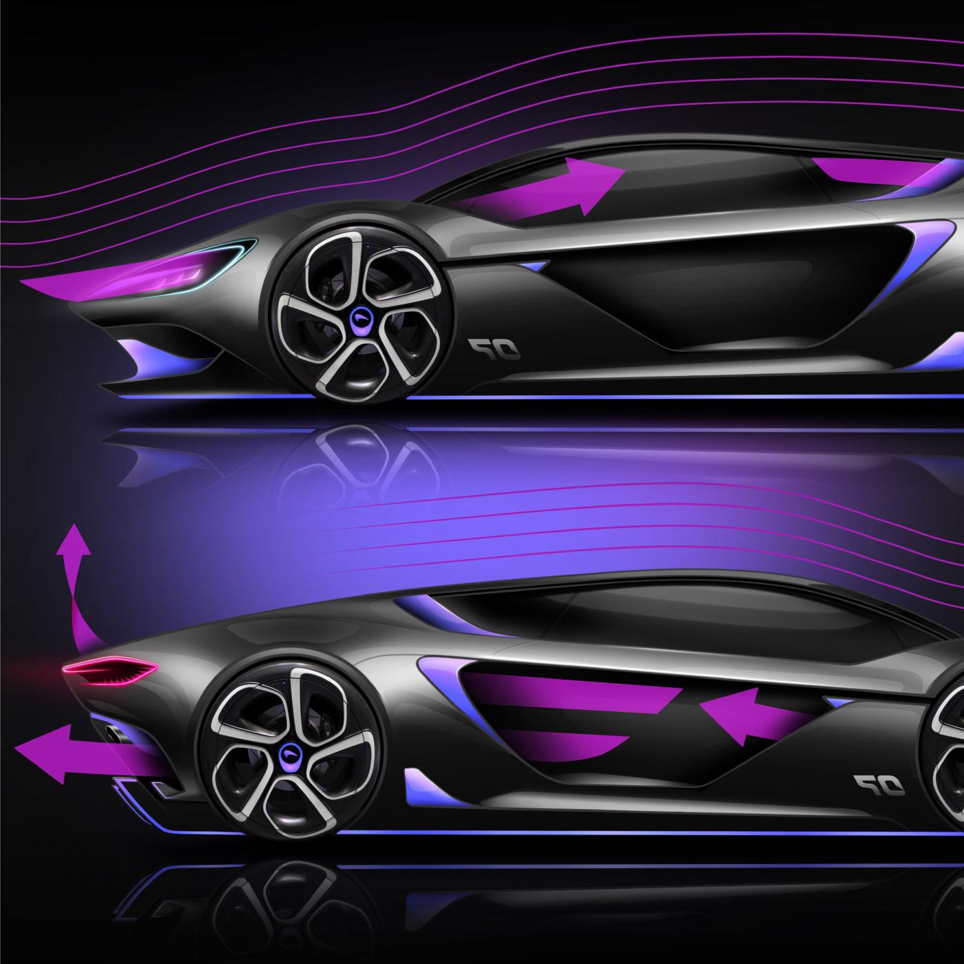 Image may contain: screenshot, cartoon and car