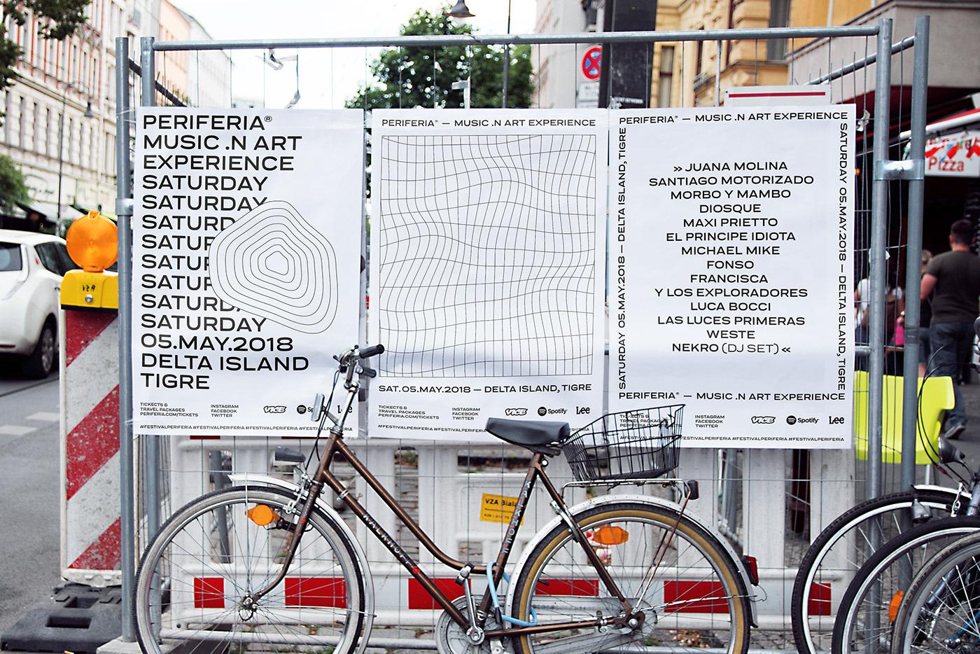 festival branding  graphic design  brand typography   inspire music color Island