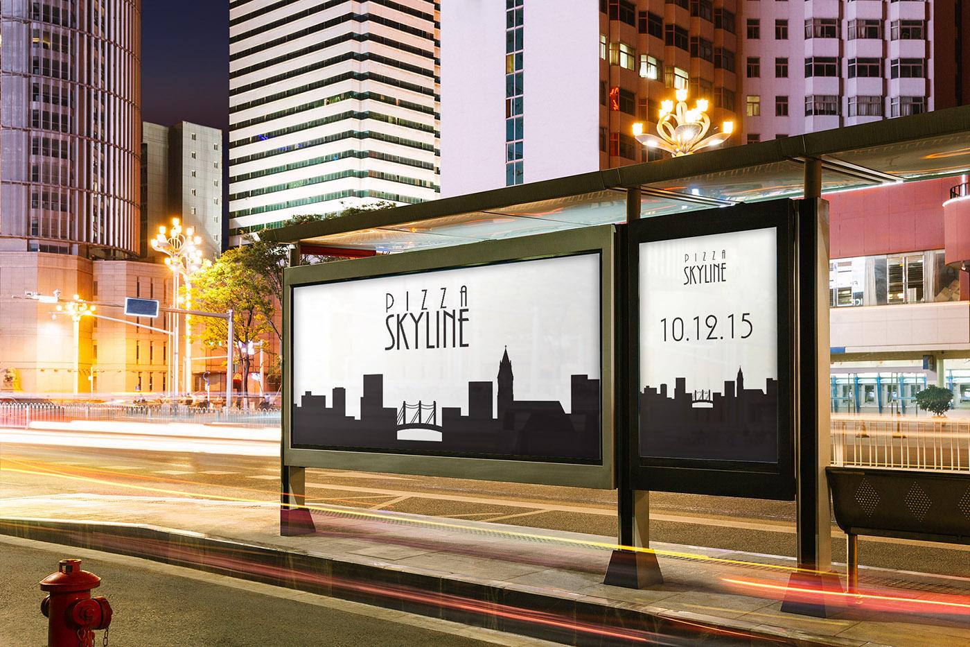 branding  design billboard marketing   Education Advertising  ad ads creative Minimalism
