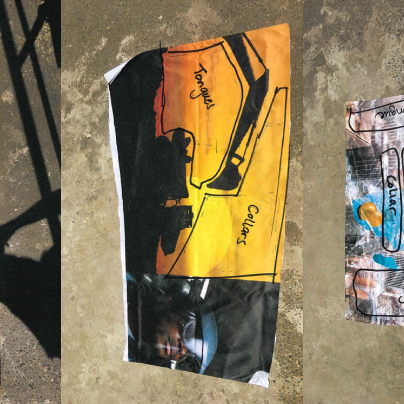 Image may contain: drawing, painting and graffiti