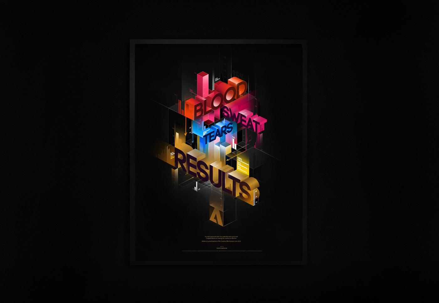 adobe Adobe Studios Cannes lions ILLUSTRATION  graphic design  David Mascha