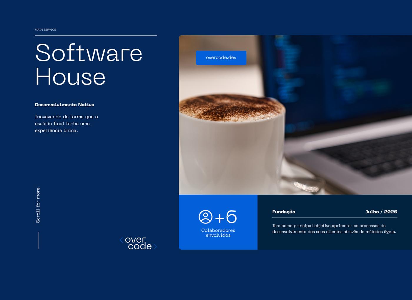 branding  business code company desenvolvimento front end identidade visual marca software symbol