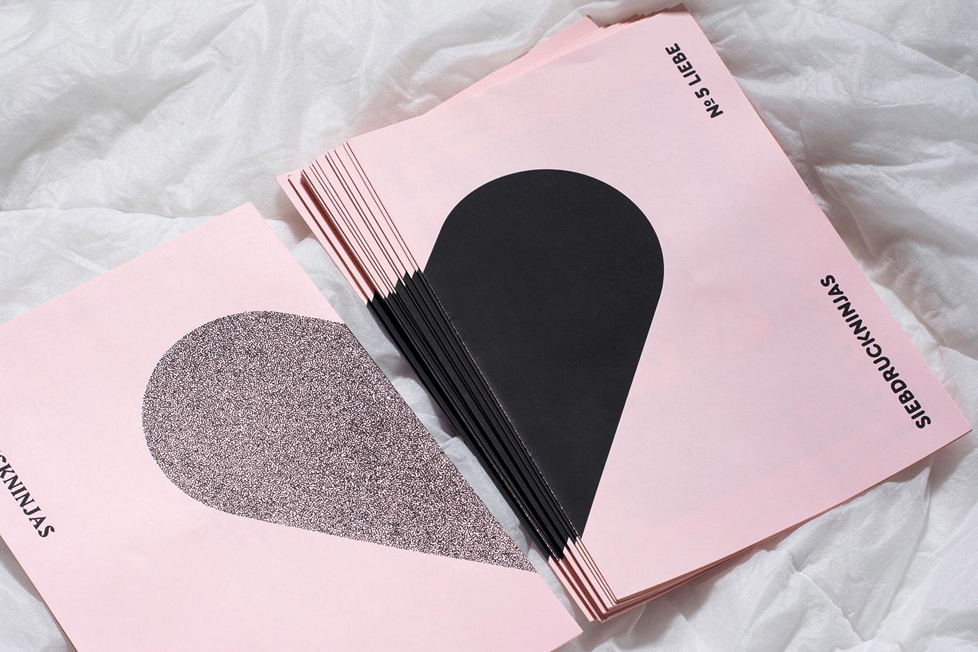 screenprint graphicdesign silk screen poster posterzine independent magazine Love siebdruck