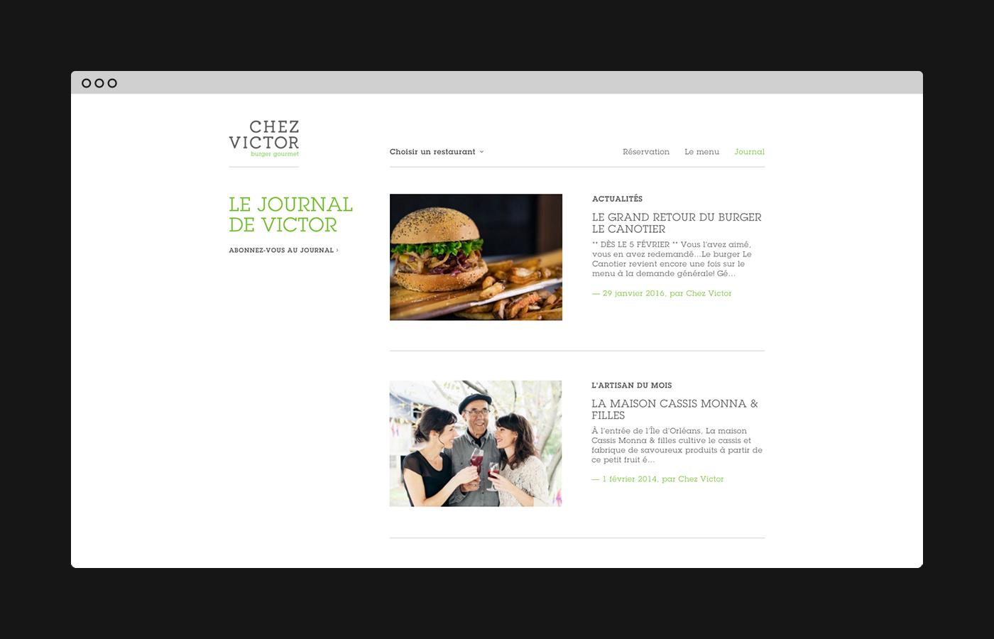 identity restaurant burger gourmet logo brand menu