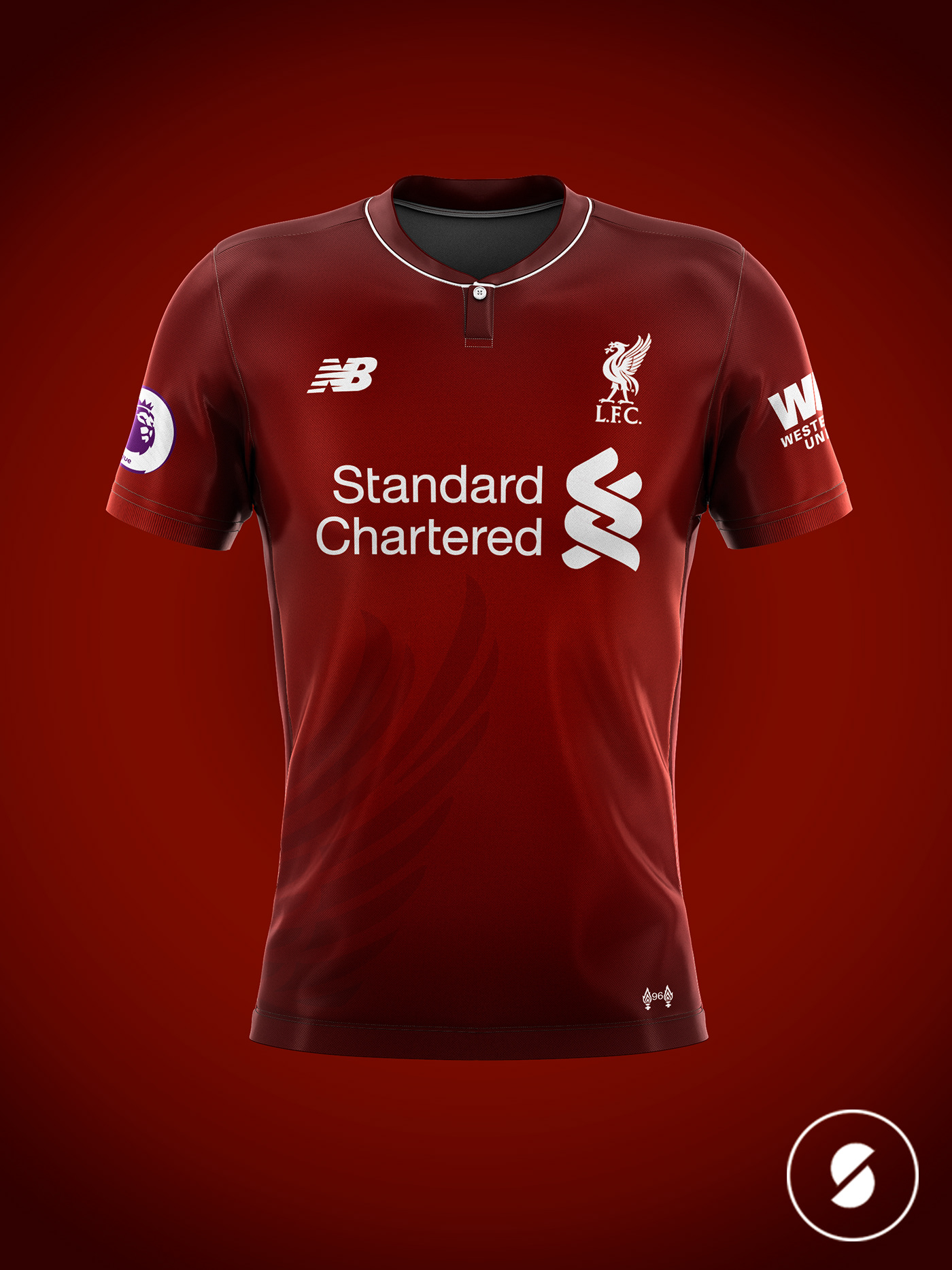 6ff492e6861 Concept kits if Liverpool decide on Nike as the next kit sponsor. Classic Home  kit with the darker red from recent years. A throwback to our Yellow Candy  ...