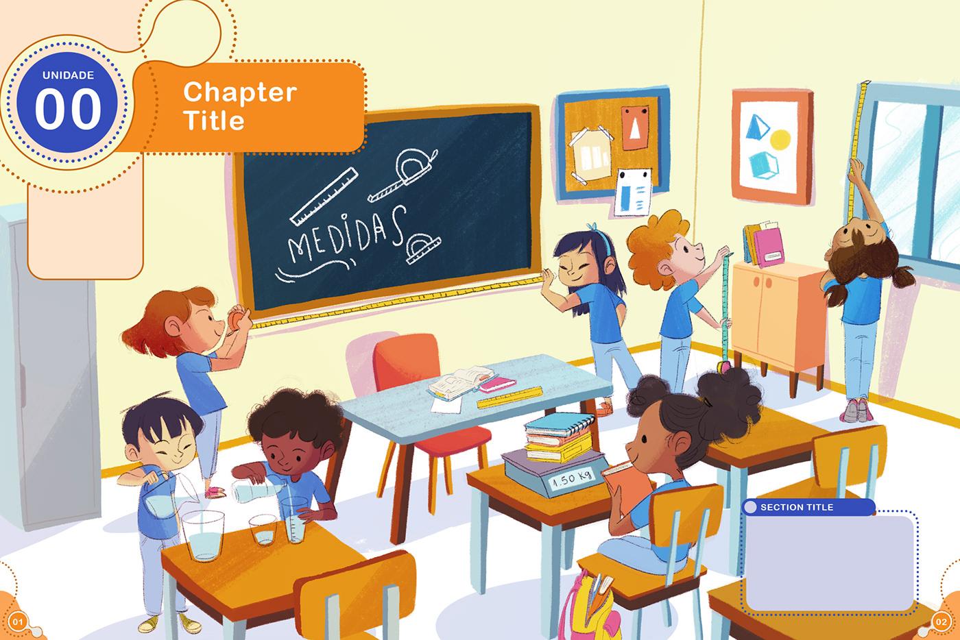 childrensbook picturebook didático textbook educacional livroinfantil childrens school beatriz mayumi Character