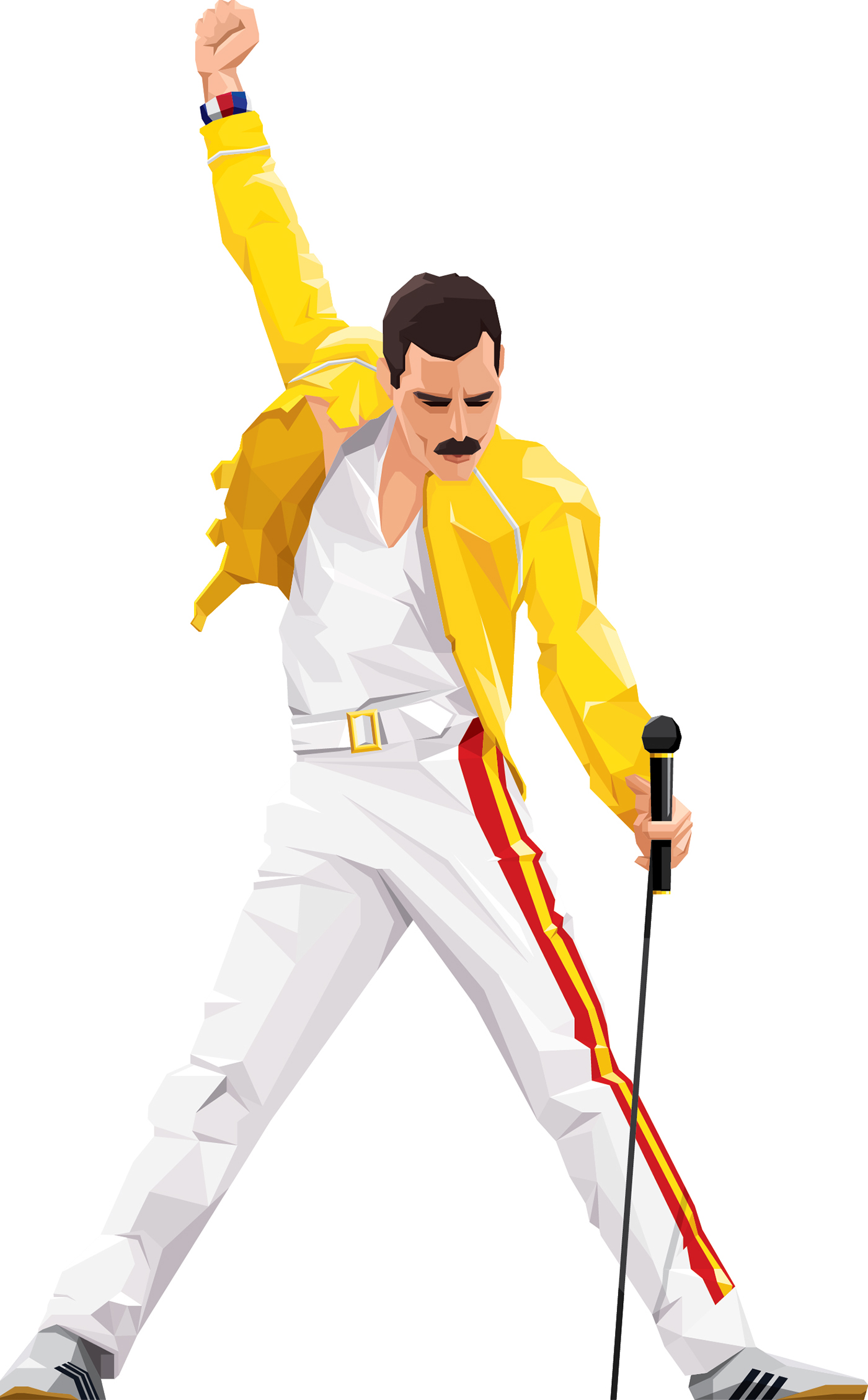 Freddie Mercury | Queen on Behance