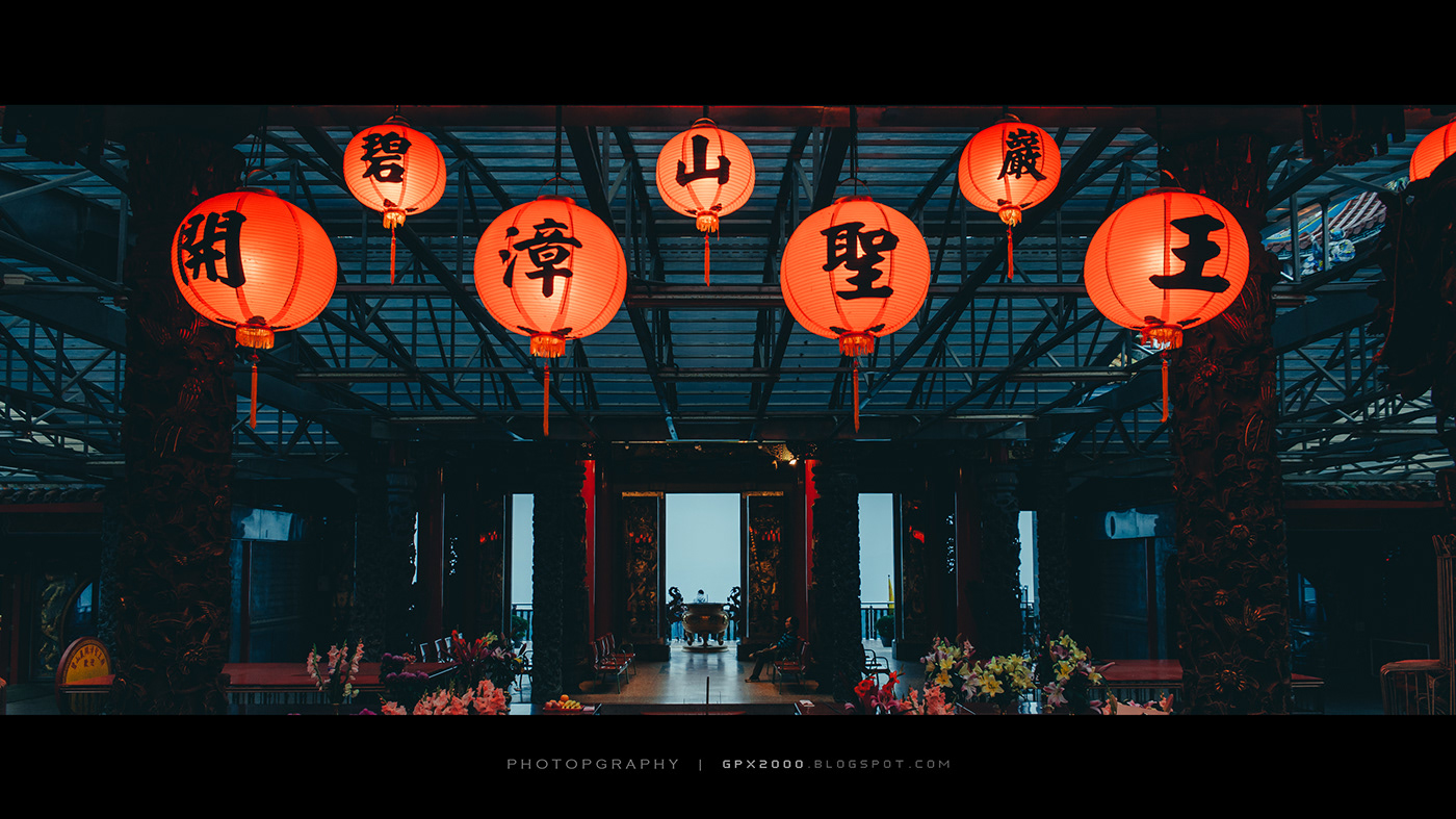 Taiwanese Temple On Behance