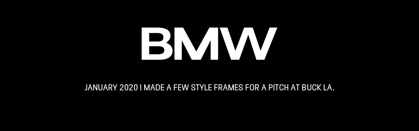 BMW buck houdini octane styleframe