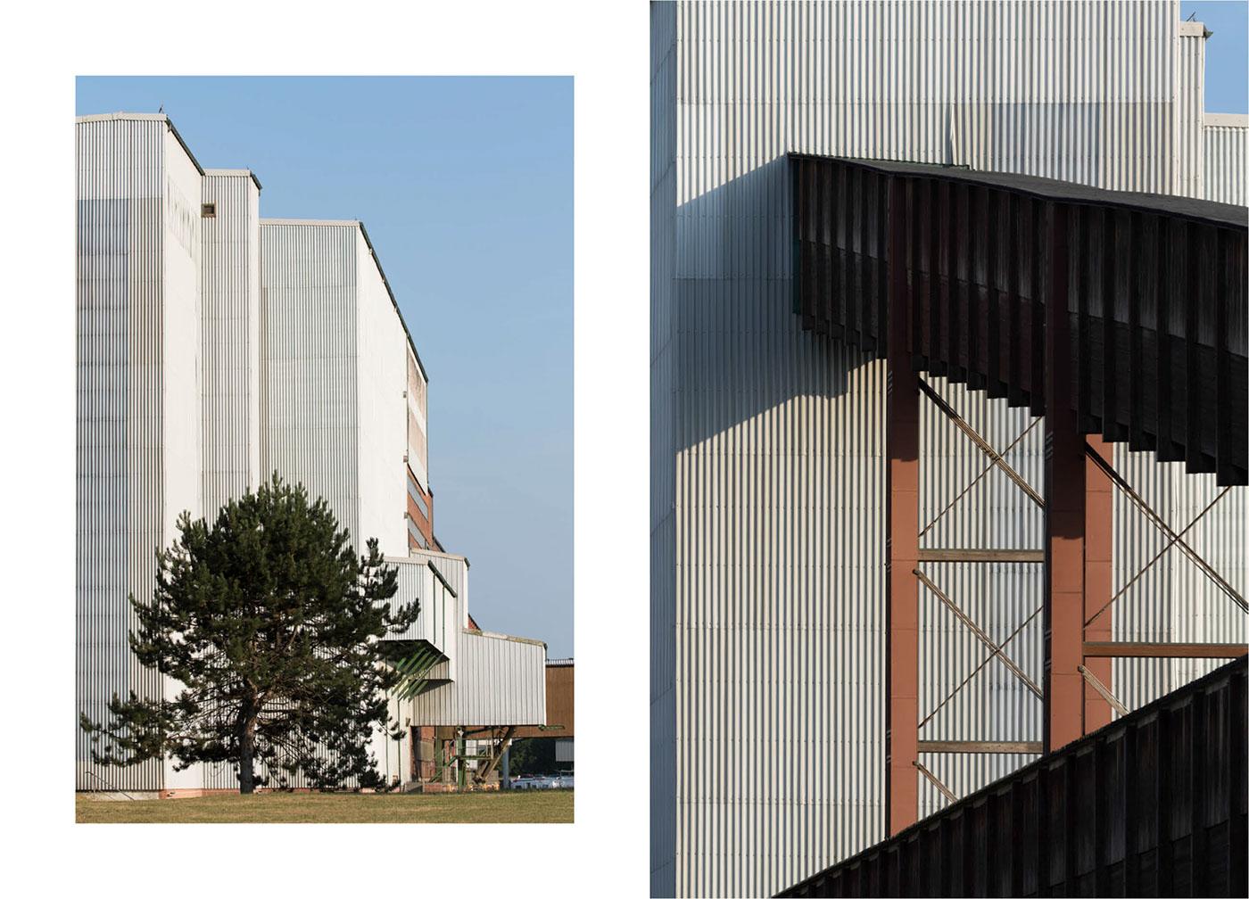 architecture Photography  heilbronn lines pair
