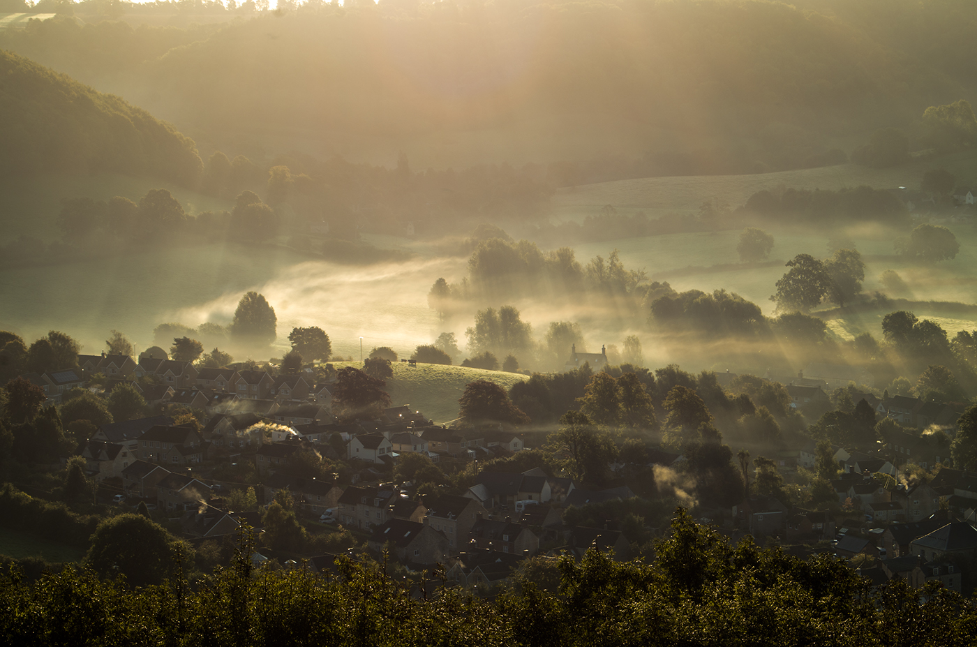 Misty Valley Village.
