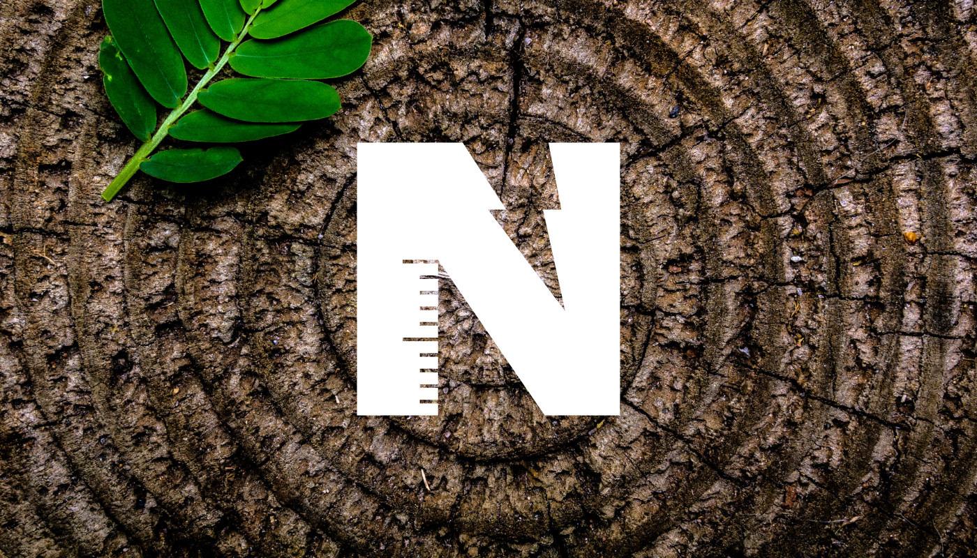 natek energy renewable logo Corporate Identity Website green natural