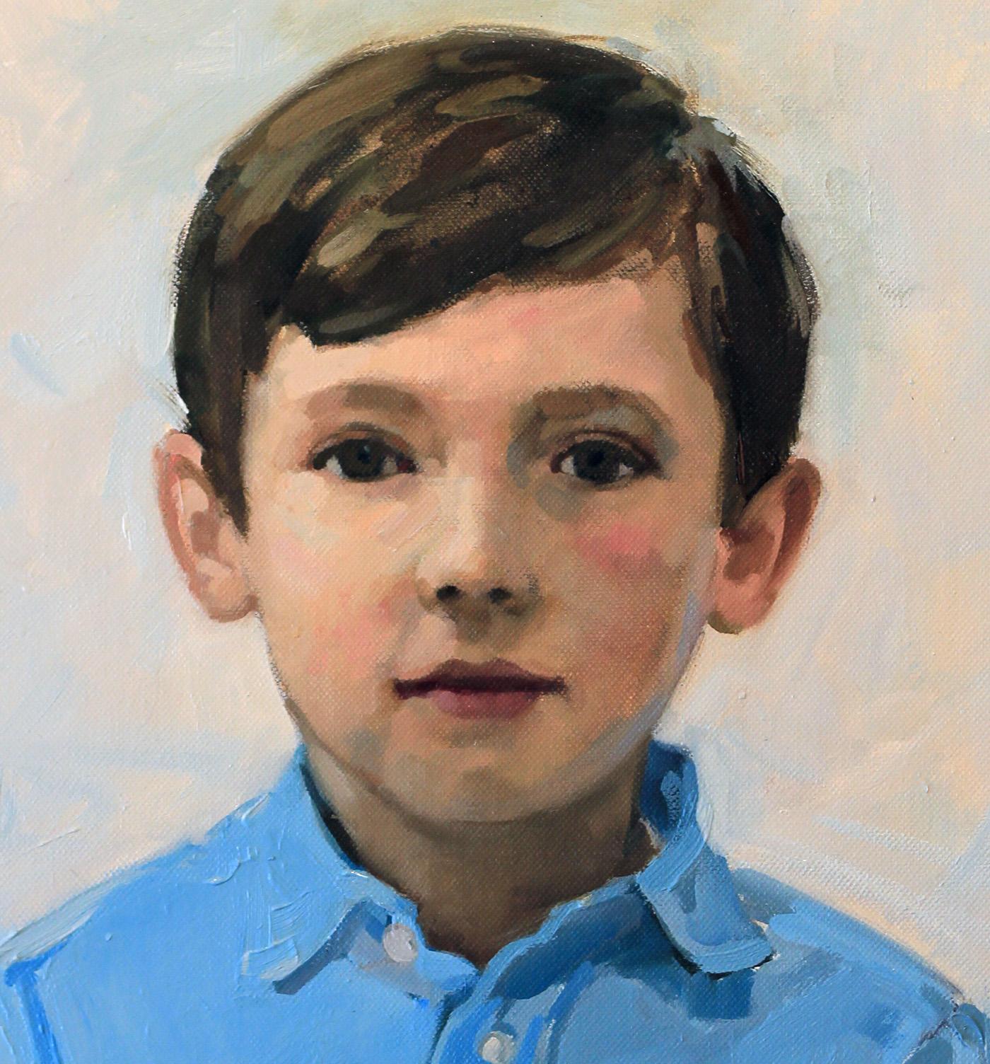 portrait oil commission