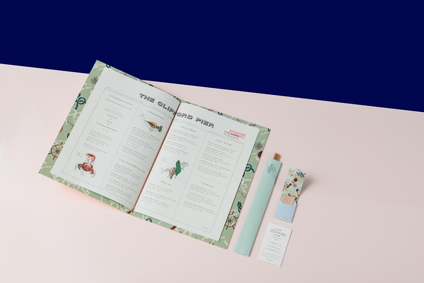 精品的29張菜單設計範本欣賞