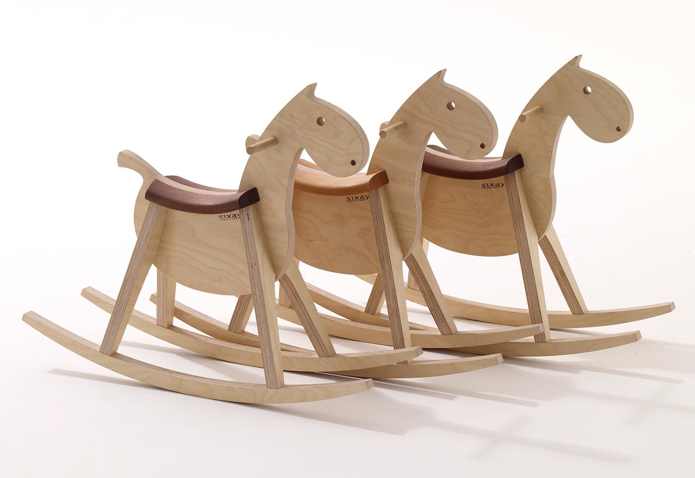 Лошадка качалка из картона своими руками чертежи