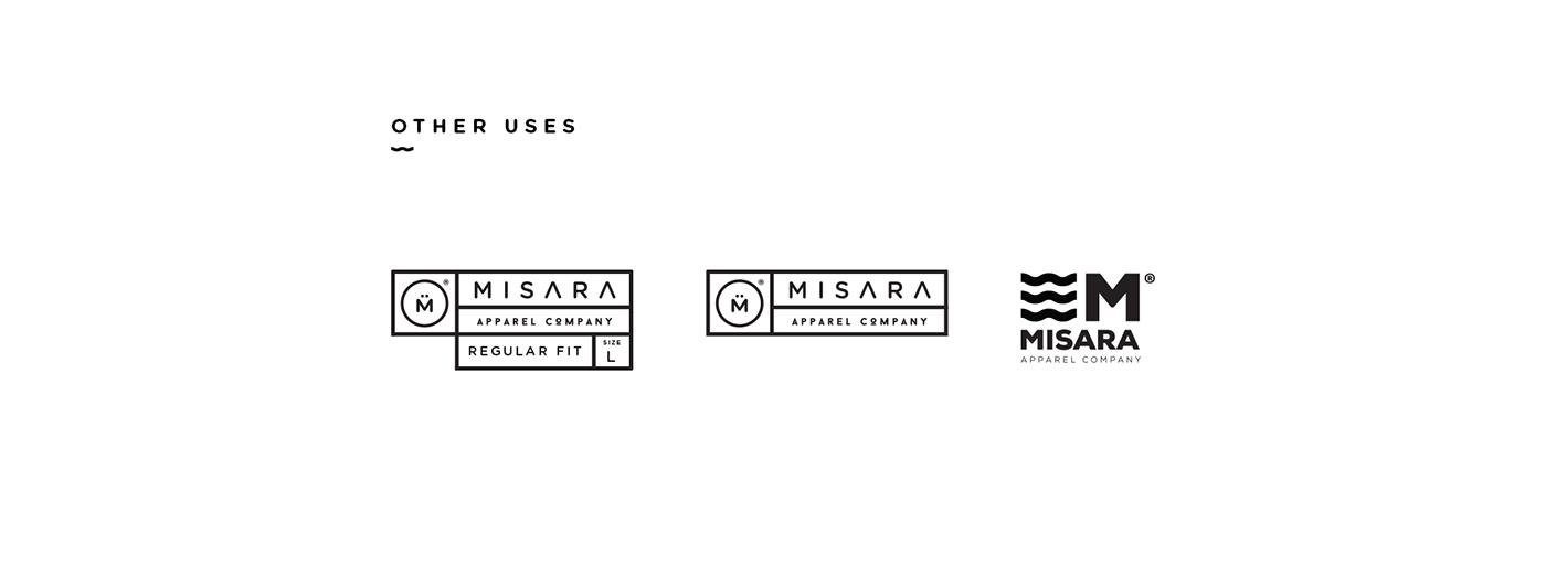 brand logo sport Surf Logotype apparel supply identity