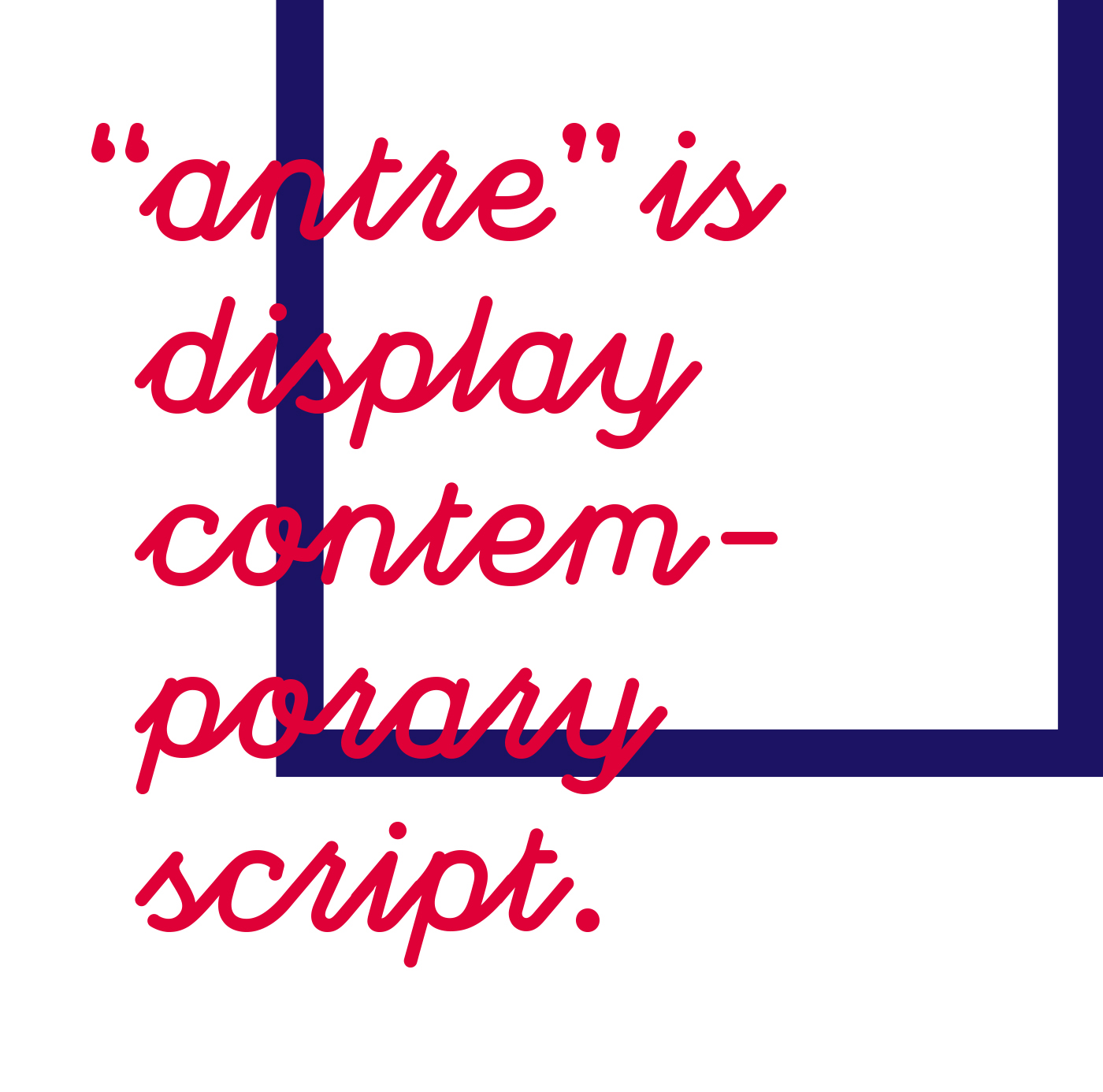 contemporary Script modern Free font free free typeface poster font design font