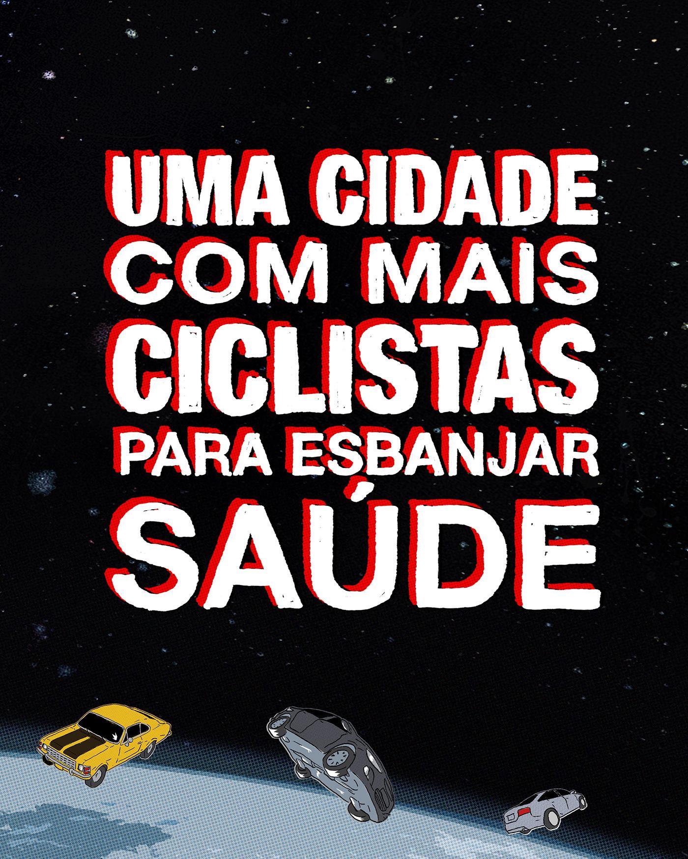 bicicleta bycicle ILLUSTRATION