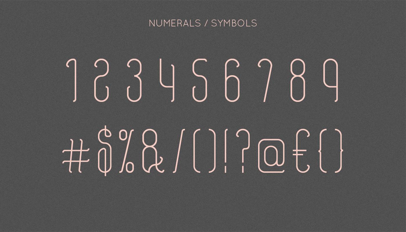 free font type Typeface slab serif bonie Display Qoob fancy fonts types typefaces