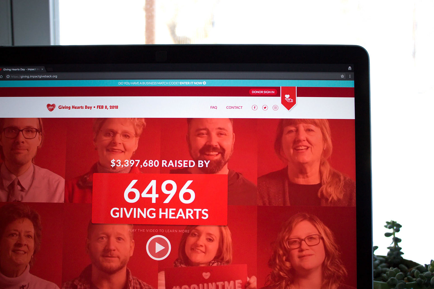 user interface design UI User Experience Design ux charity donation Website nupolitan