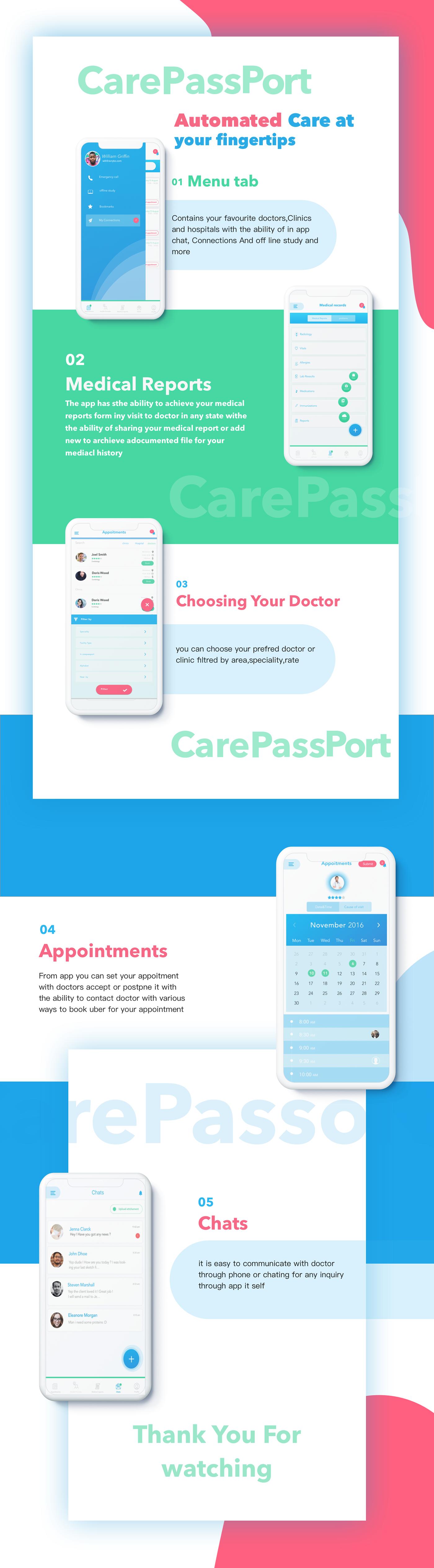 android ios Mobile app blue UI uxdesign ui-ux