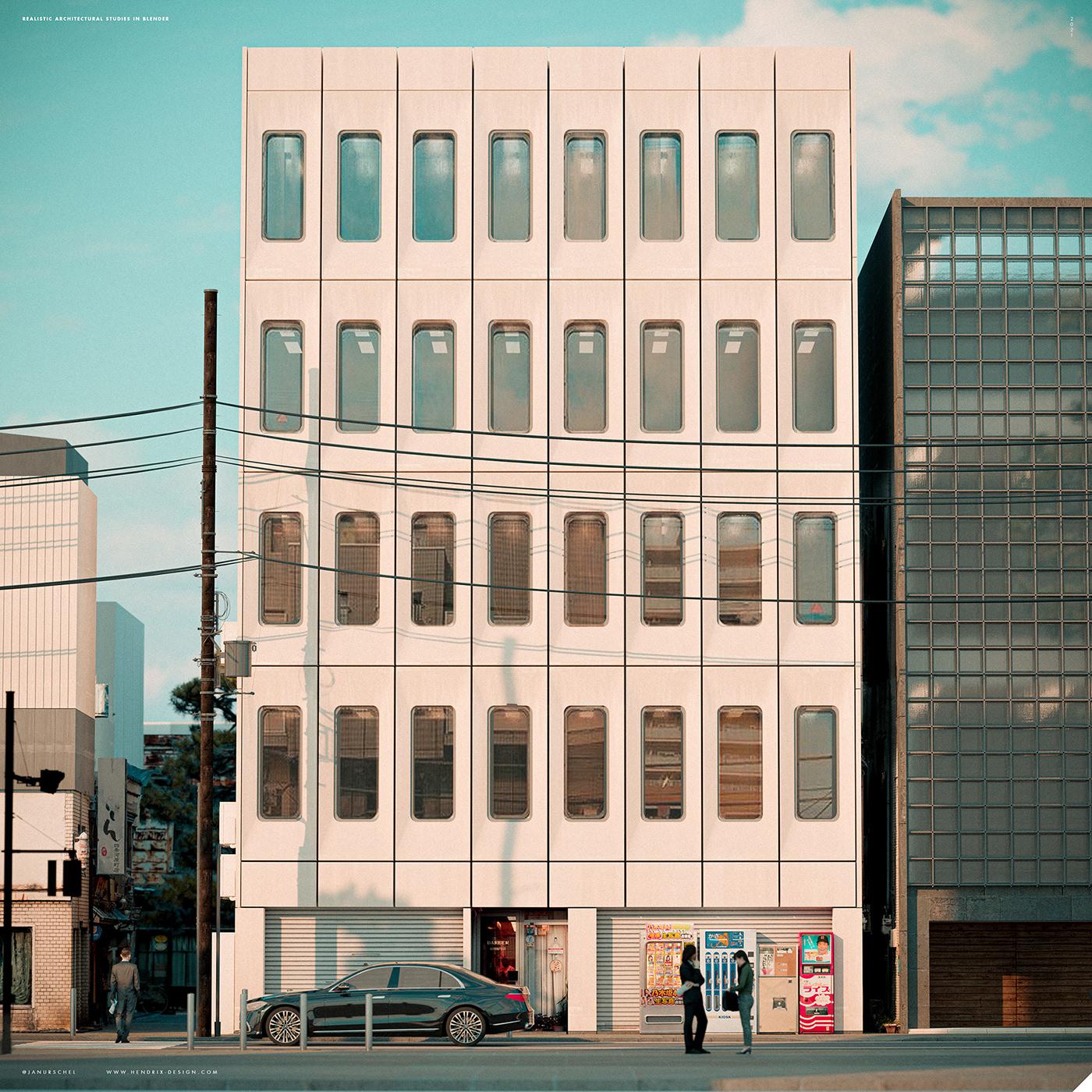 architecture concept art concept design design environment learning tutorial Urban