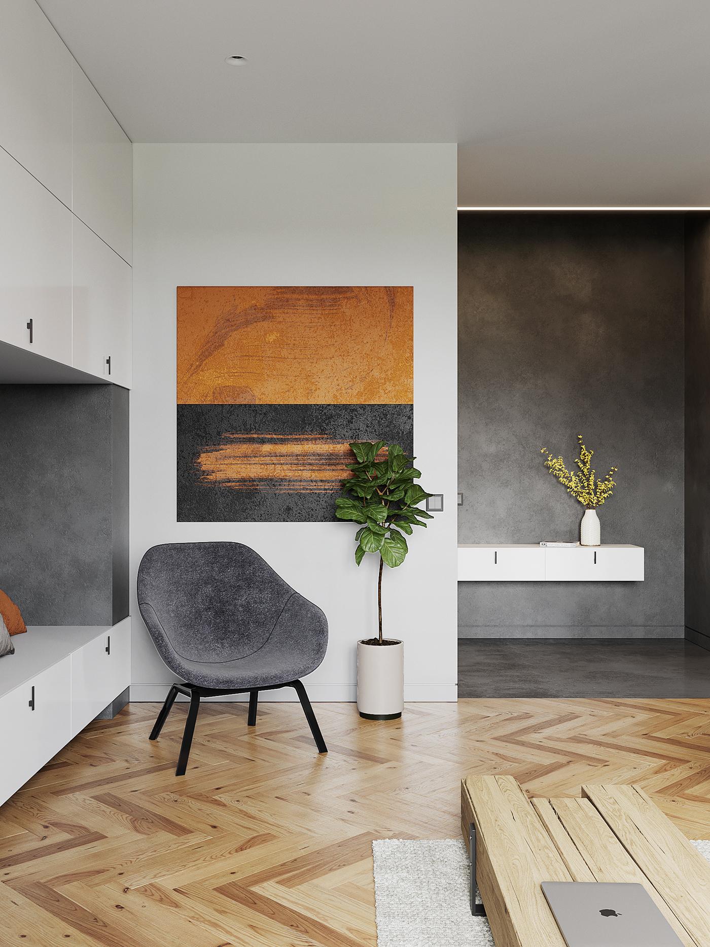 interior design  architecture Modern Design