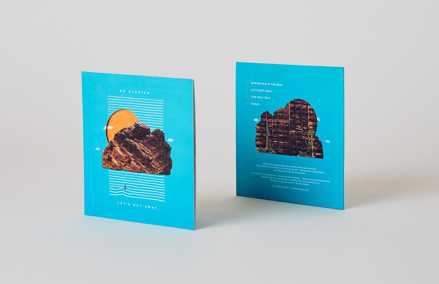 有創意感的31款專輯封面設計欣賞