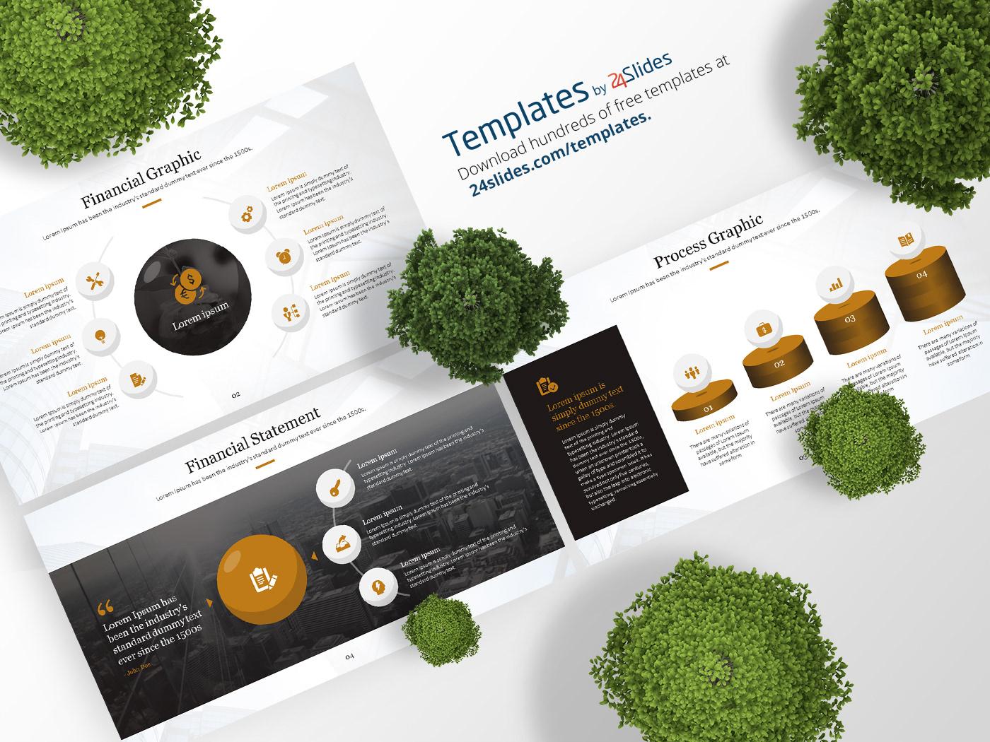 download corporate branding Free Template business presentation Presentation templates
