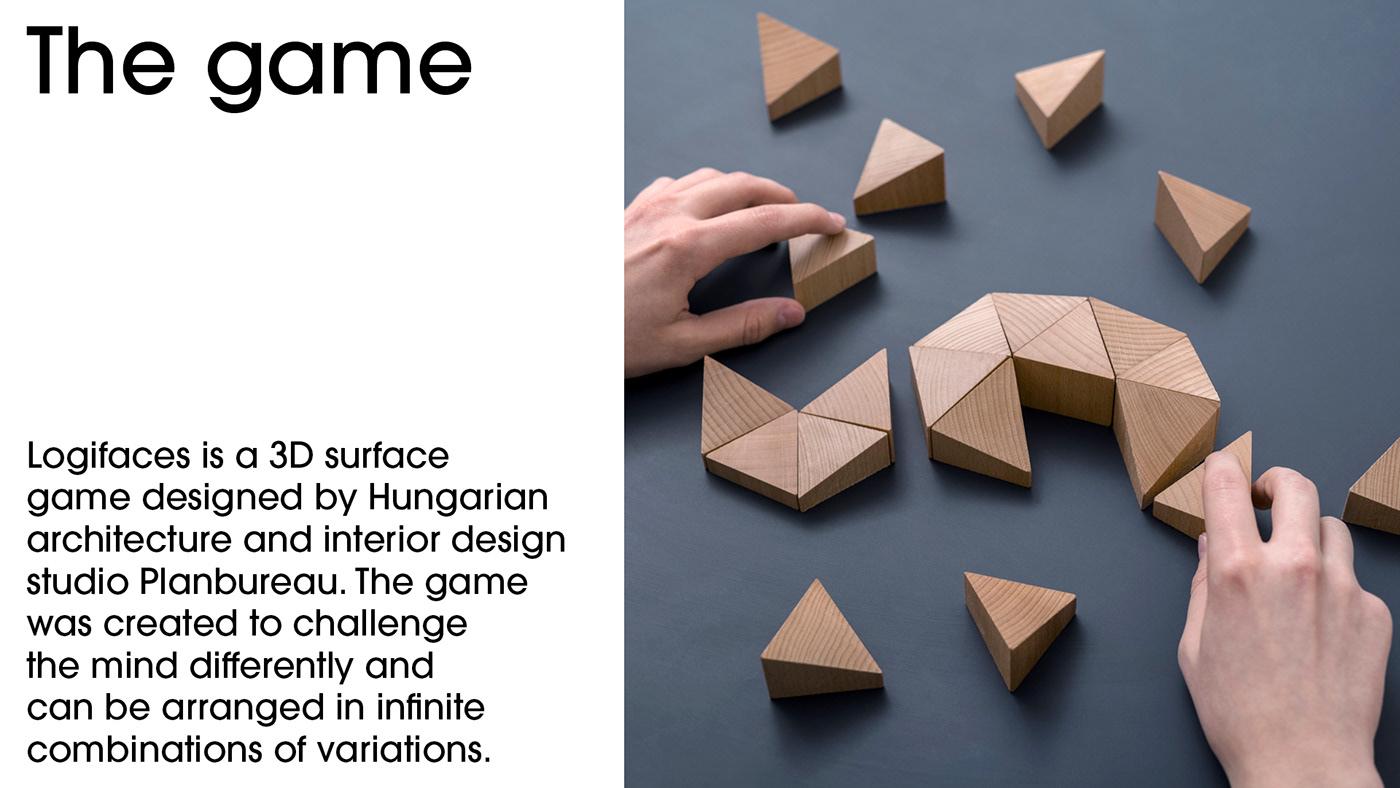 box dieline game Packaging reddot set design  Smart toy Website