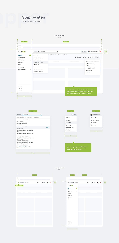 user testing Documents workflows documentation automation dashboard inbox ui ux web app Web Design