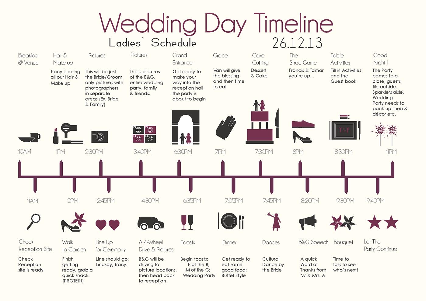 Wedding Stuff On Behance