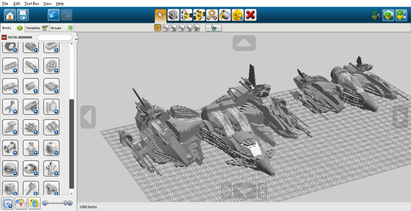Process Of Lego Model To Maya Project On Behance