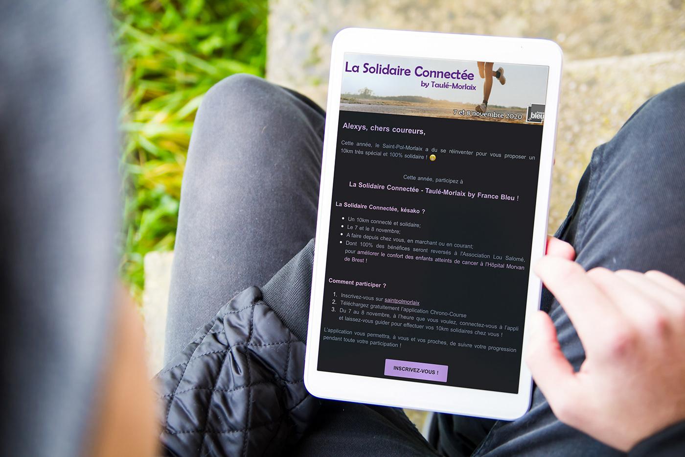 agence éclosion bonnes pratiques bretagne communication course à pied newsletter
