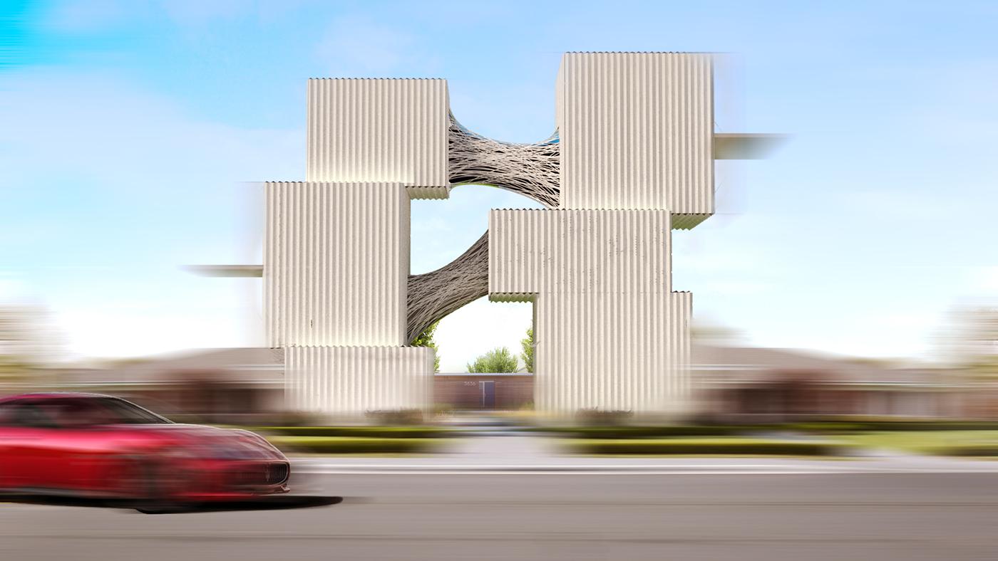 architecture OMA sanaa