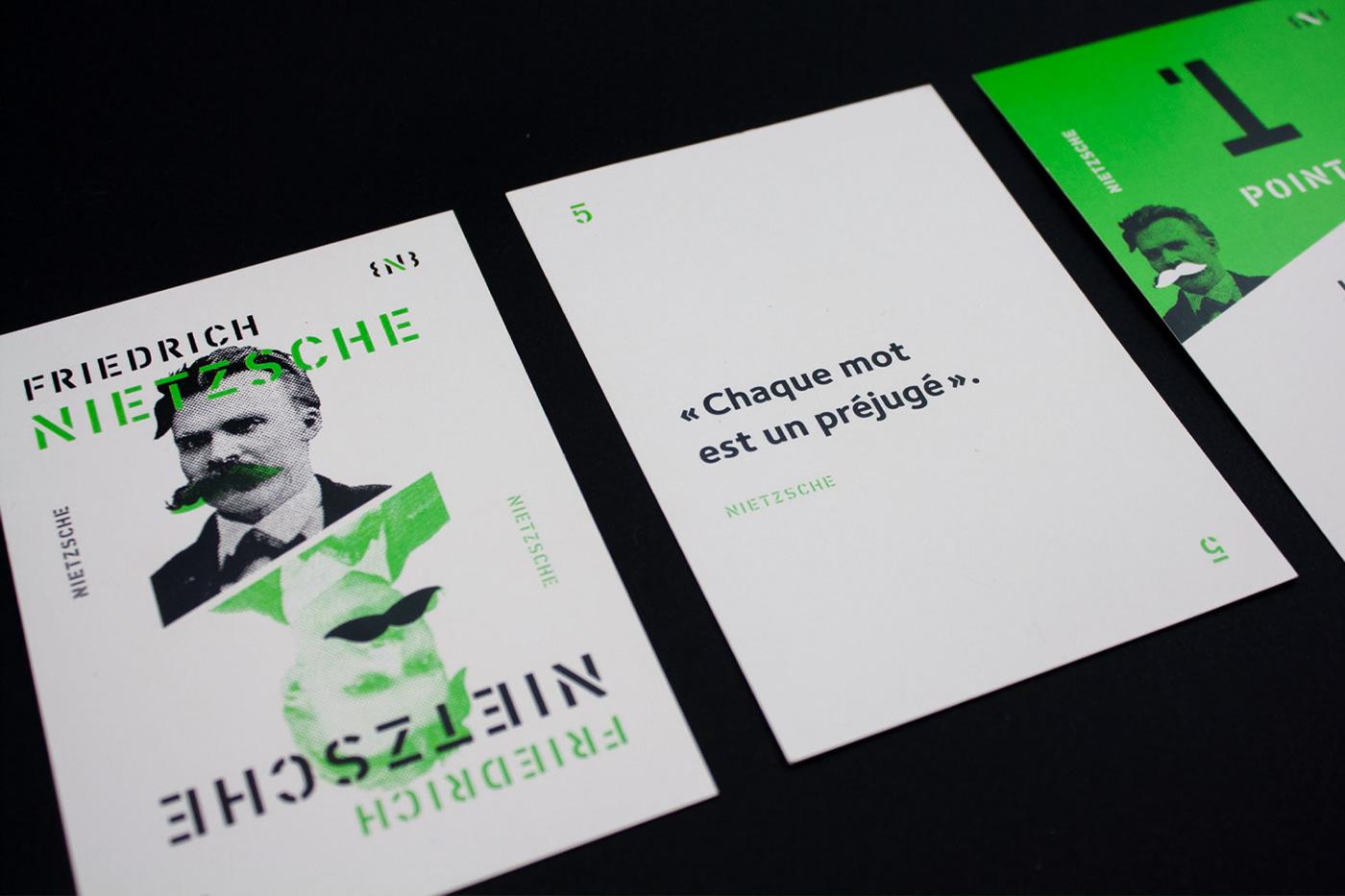 cartes Décalé entreprise formation jeu philosophie serious game