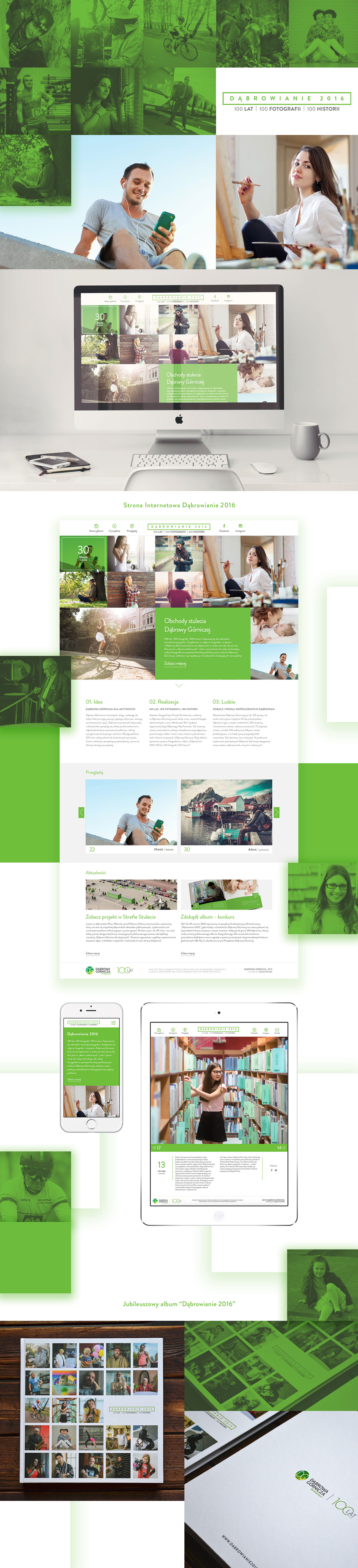 green logo people city Web Design  360 campaign identity brand Photography  editorial