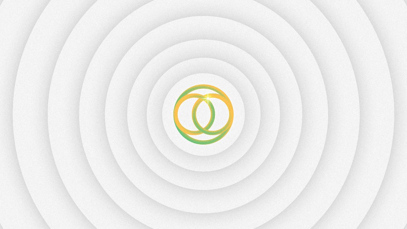 Image may contain: banana, abstract and circle